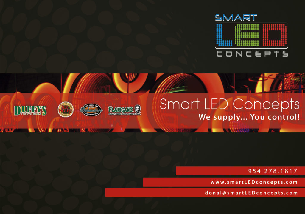 Florida Led lighitng, Led lighting specialists, Smart Led concepts, www.smartLEdconcepts.com